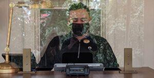 curso coronavirus covid 19 pandemia infotep recepciob hotel mascara