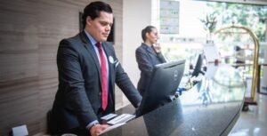 Supervisor (a) de Recepcion de Hotel Infotep