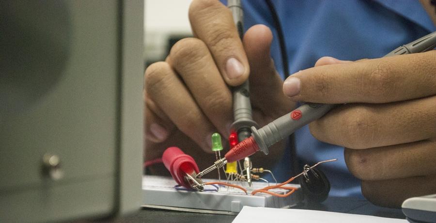 curso Electrónica infotep