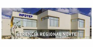 infotep gerencia regional norte
