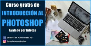 curso básico de Adobe Photoshop infotep