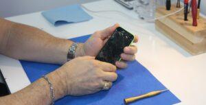 curso de reparación de celulares infotep